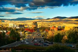 ...Beautiful Boise Idaho with Idaho Real Estate through Mike Brown Group.